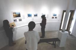 Play&Pray ギャラリーの風景