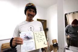 Running Trans JAPAN 3,500km -Wong Ho Fai