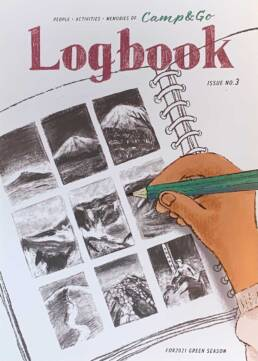 LOGBOOK Issue No.3